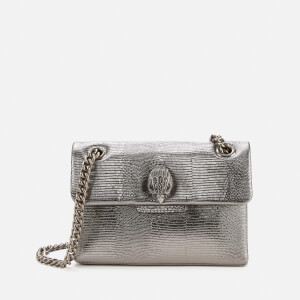 Kurt Geiger London Women's Mini Kensington Bag - Gunmetal