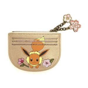 Loungefly Pokemon Eevee & Pikachu Cardholder