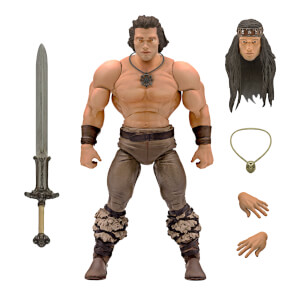 Super7 Conan Ultimates (Iconic Movie Pose) Conan the Barbarian Action Figure