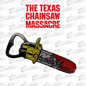 Texas Chainsaw Massacre Magnetic Bottle Opener