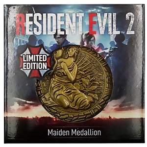 Resident Evil Limited Edition Maiden Medallion