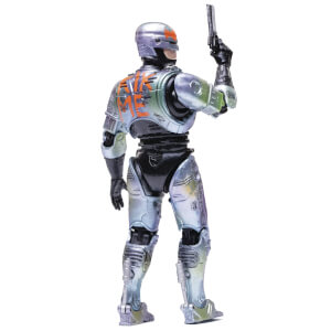HIYA Toys Robocop 2 Robocop Kick Me PX 1/18 Scale Figure - SDCC Exclusive