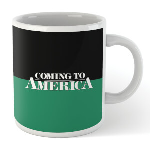 Coming to America Zamunda Flag Mug