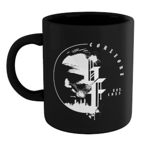 The Godfather Corleone Est 1925 Mug - Black
