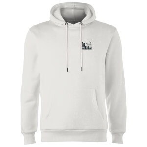 The Godfather Logo Hoodie - White