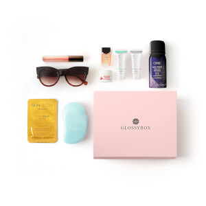 GLOSSYBOX Summer Essentials Limited Edition 2020 (Worth Over $140)
