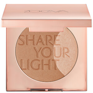 ZOEVA Radiant Bronzer-Highlighter - Lumi 0.1 10g