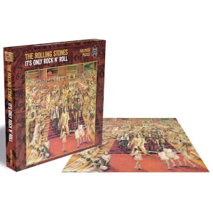 The Rolling Stones It's Only Rock 'N Roll (500 Piece Jigsaw Puzzle)