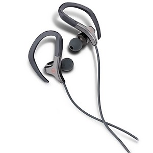 Mixx Cardio Sports Earphones with Mic Remote - Grey from I Want One Of Those