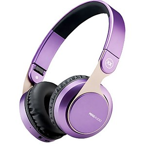 Mixx JX1 Wireless Headphones - Mauve