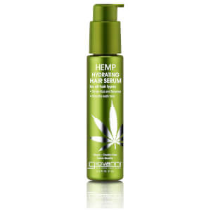 Giovanni Hemp Hydrating Hair Serum 61ml