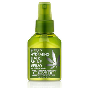 Giovanni Hemp Hydrating Hair Shine Spray 127ml
