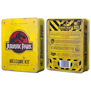Doctor Collector Jurassic Park Welcome Kit - Standard