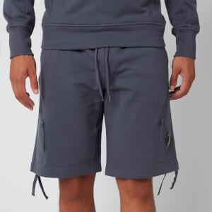 C.P. Company Men's Jogging Bermuda Shorts - Ombre Blue