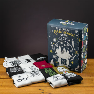 Harry Potter Socks 12 Day Advent Calendar