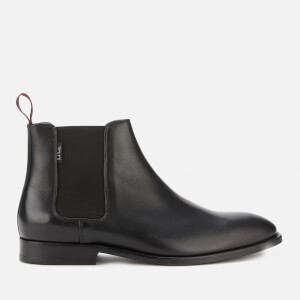 PS Paul Smith Men's Gerald Leather Chelsea Boots - Black