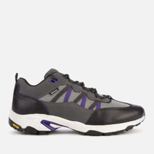 PS Paul Smith Men's Roscoe Climbing Style Shoes - Grey