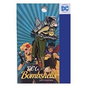 DC Bombshells Hawkgirl Pin