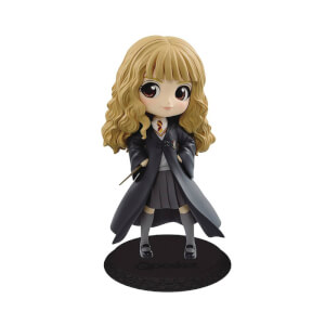 Harry Potter Hermione Granger w/ Wand Light Color Q posket