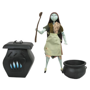 Disney Nightmare Before Christmas Silver Anniversary Sally Figure