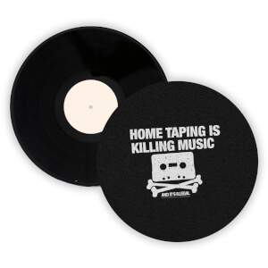 Home Taping Is Killing Music Slip Mat