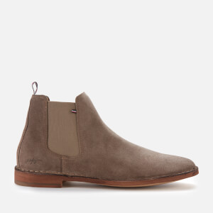 Tommy Hilfiger Men's Dress Casual Suede Chelsea Boots - Ridgewood