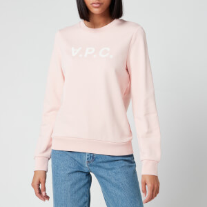A.P.C. Women's Viva Sweatshirt - Rose