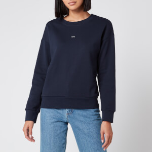 A.P.C. Women's Annie Sweatshirt - Dark Navy