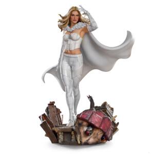 Iron Studios Marvel Comics BDS Art Scale Statue 1/10 Emma Frost 21 cm