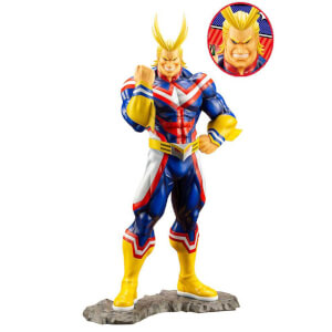 Kotobukiya My Hero Academia ARTFXJ Statue 1/8 All Might Special Bonus Edition 34 cm