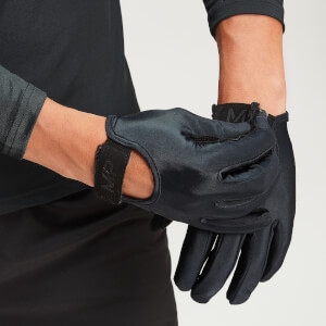 MP Men's Full Coverage Lifting Gloves - Black