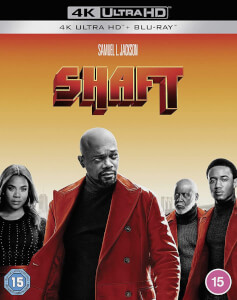 Shaft - 4K Ultra HD (Includes 2D Blu-ray)