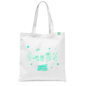 Character Tote Bag - Animal Crossing: New Horizons Pastel Collection