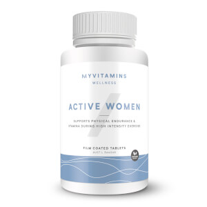 Myprotein Active Woman - 60 tabs