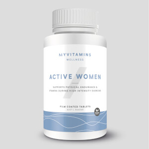 Myprotein Active Woman - 60 tabs