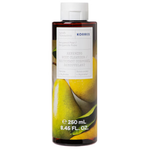 KORRES Bergamot Pear Renewing Body Cleanser 250ml