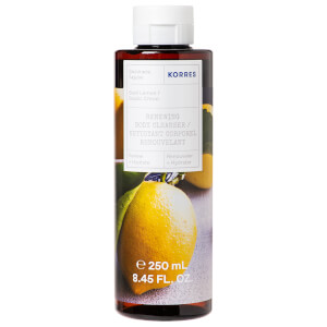 KORRES Basil Lemon Renewing Body Cleanser 250ml