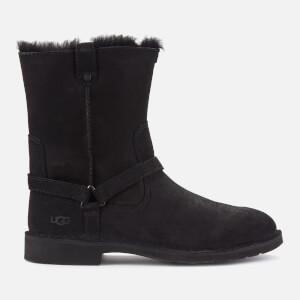 UGG Women's Aveline Suede Boots - Black