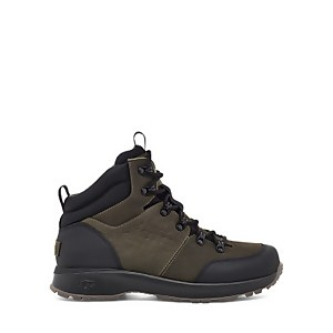 UGG Men's Emmett Waterproof Leather Hiking Style Boots - Moss Green