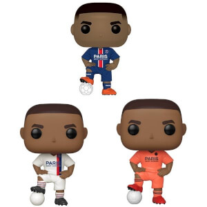 Paris Saint-Germain Kylian Mbappe Funko Pop! Vinyl - Funko Pop! Collection