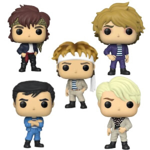 Duran Duran Funko Pop! Vinyl Bundle