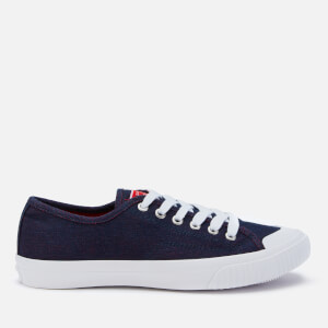 Superdry Women's Low Pro 2.0 Trainers - Red Denim