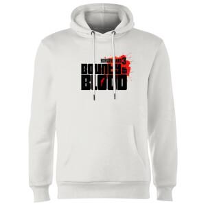 Borderlands 3 Bounty Of Blood Logo Hoodie - White