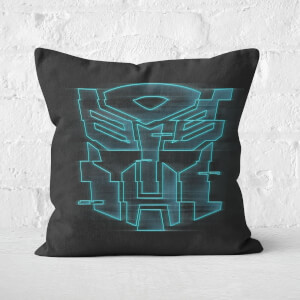 Transformers Autobot Square Cushion