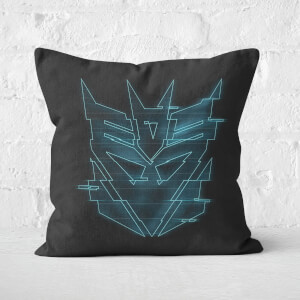 Transformers Decepticon Square Cushion