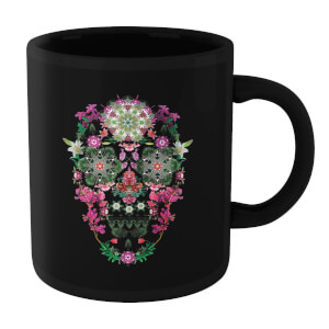 Ikiiki Dream Skull Mug - Black