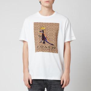 Coach Men's Basquiat T-Shirt - White