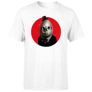 Ikiiki Humpty Dumpty Men's T-Shirt - White