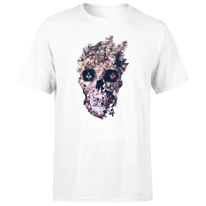 Ikiiki Metamorphosis Men's T-Shirt - White