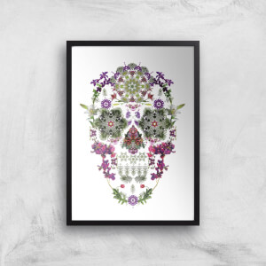 Ikiiki Dream Skull Giclee Art Print